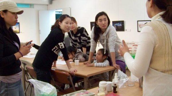 2012.11.17 홍은어린이집_천연비누만들기 체험학습