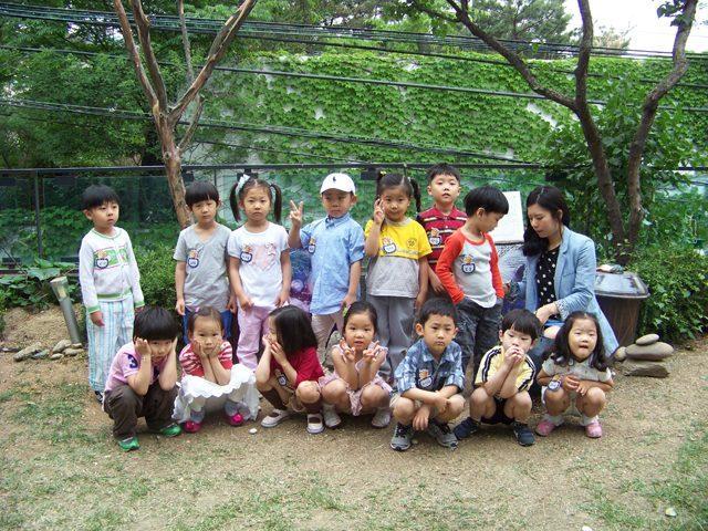 2012.05.24 하나유치원 구름반_Play-오감만족[놀이문화원형]展 단체관람 및 전시연계활동