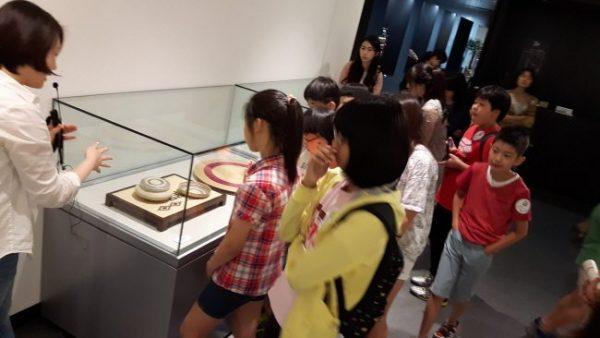 2016.06.11 [2016 꿈다락 토요문화학교] 미술관 속 감성여행, 한지로 만나는 전통공예 이야기 어린이프로그램