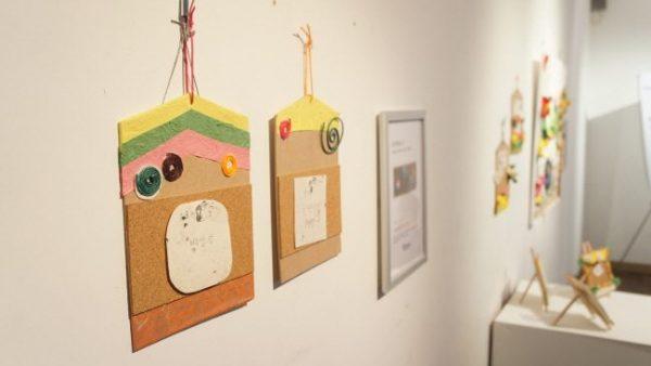 2016.07.23 [2016 꿈다락 토요문화학교] 미술관 속 감성여행, 한지로 만나는 전통공예 이야기 어린이프로그램